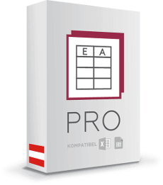 EA-Tabelle PRO Umsatzsteuer