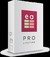 EA-Tabelle PRO Lifetime